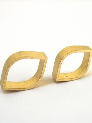 Ring - geel goud - rumi