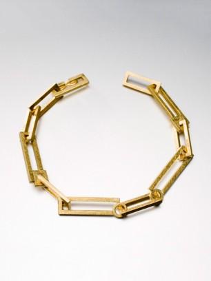 Armband - geel goud